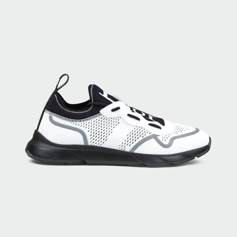 Dior B21 Neo White Black Technical Knit Sneaker