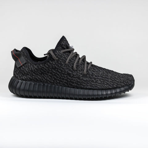 c6ba955518434 Yeezy Boost 350 V1 1.0 2015 Pirate Black – Crepslocker