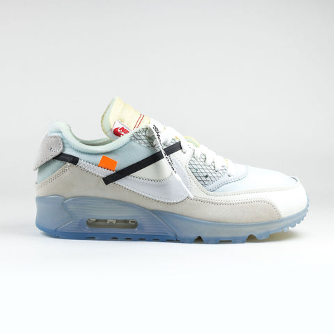 Nike x Off White Air Max 90 White – Crepslocker d4836fc77
