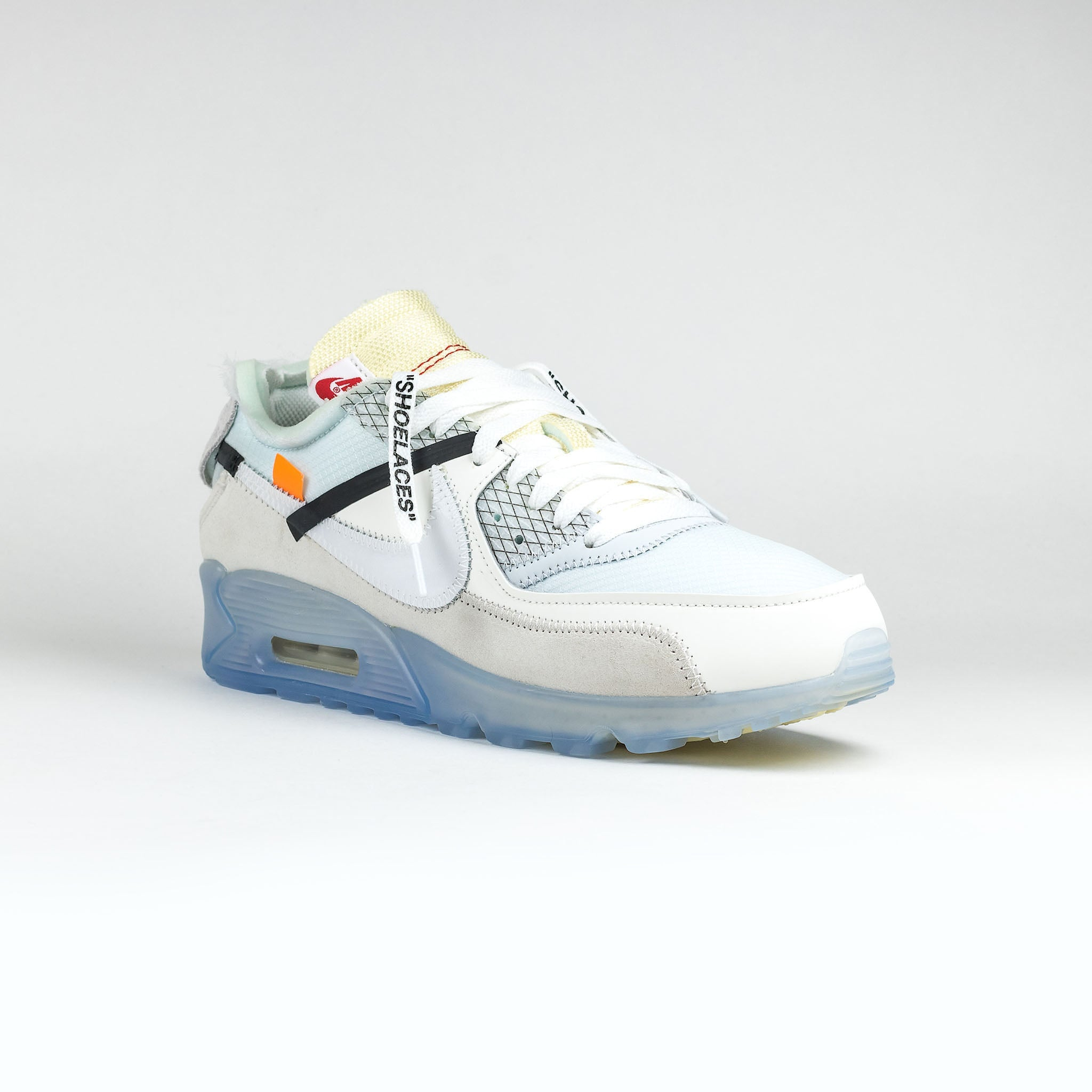 sports shoes f88ce b7d36 Nike x Off White Air Max 90 White