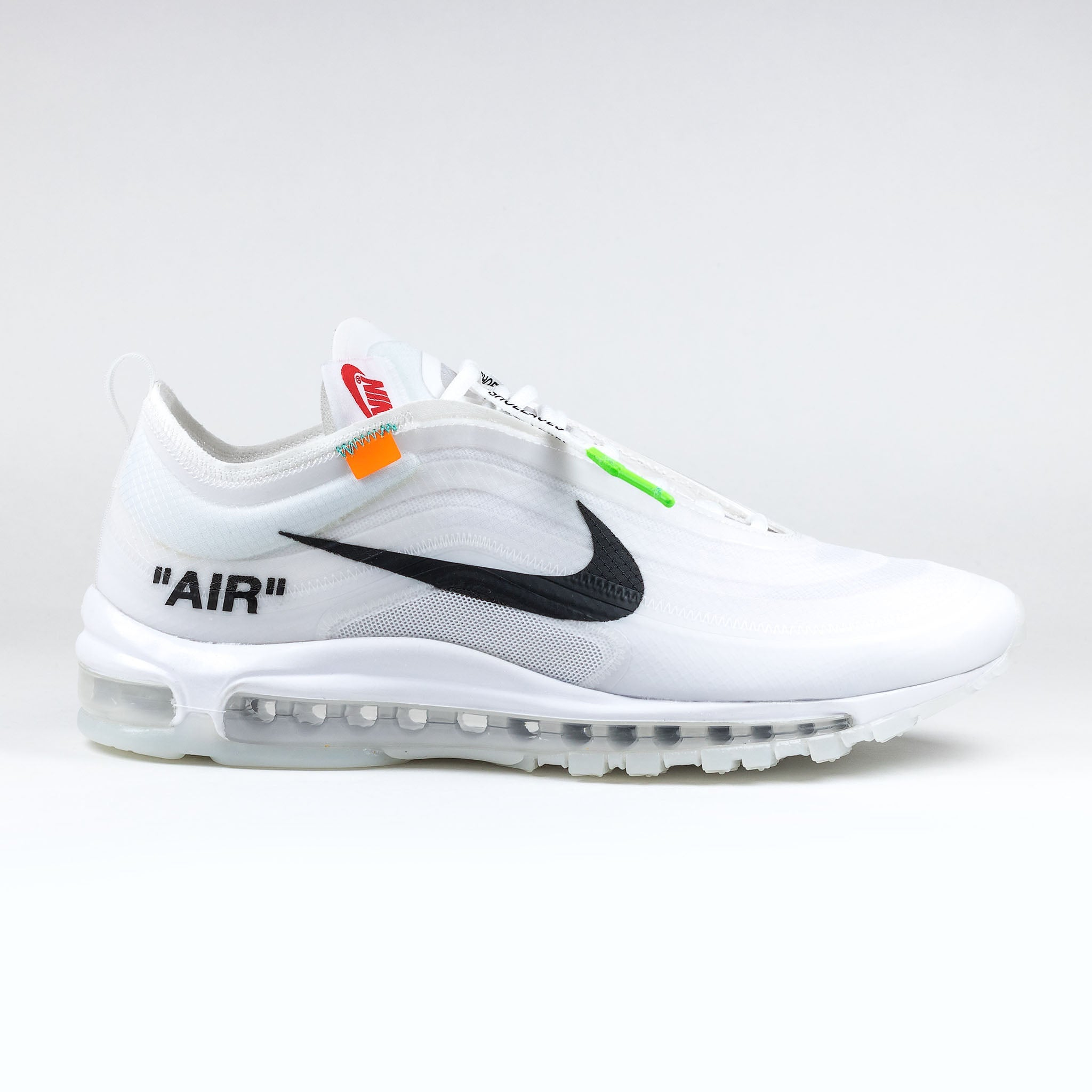 outlet store 1417a 5df23 Nike x Off White Air Max 97 OG White