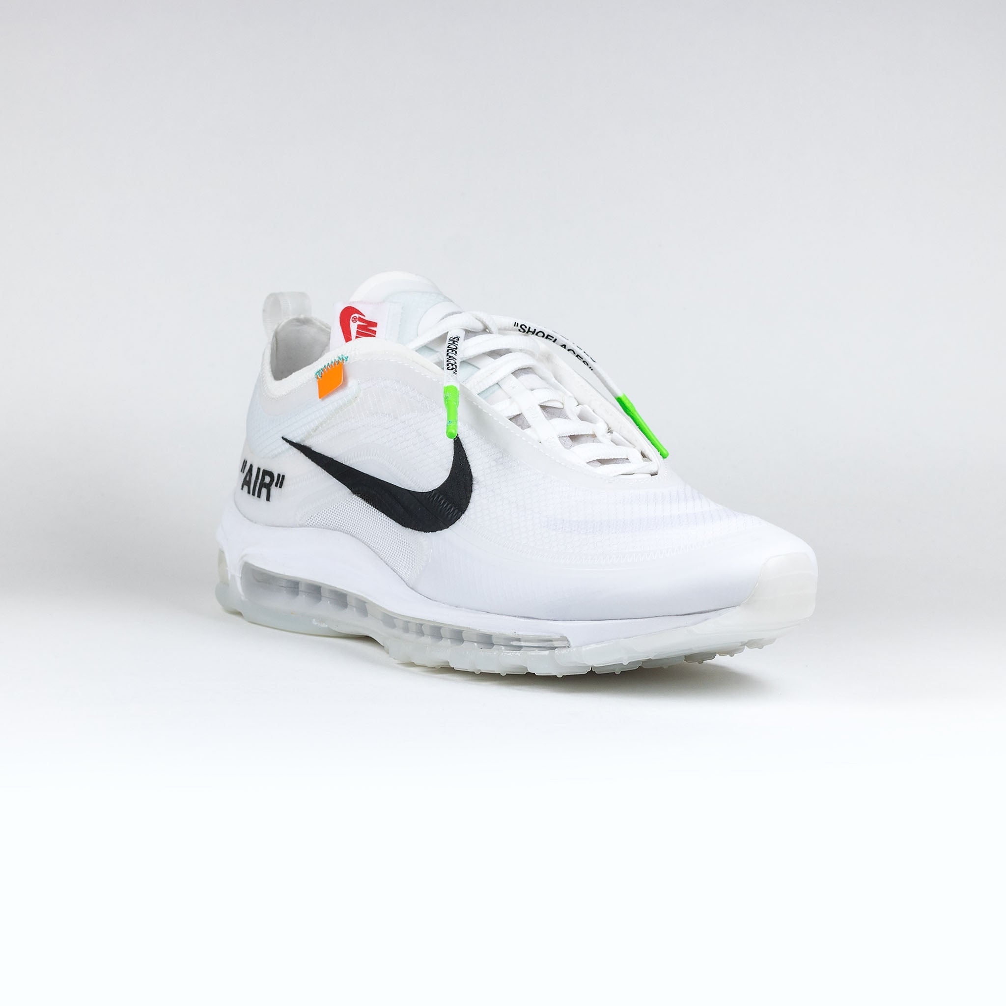 outlet store 680be c85ce Nike x Off White Air Max 97 OG White