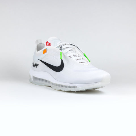 Nike x Off White Air Max 97 OG White