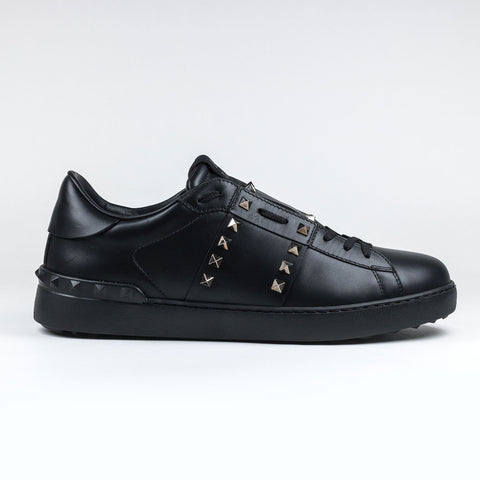 Valentino Untitled Sneaker Black