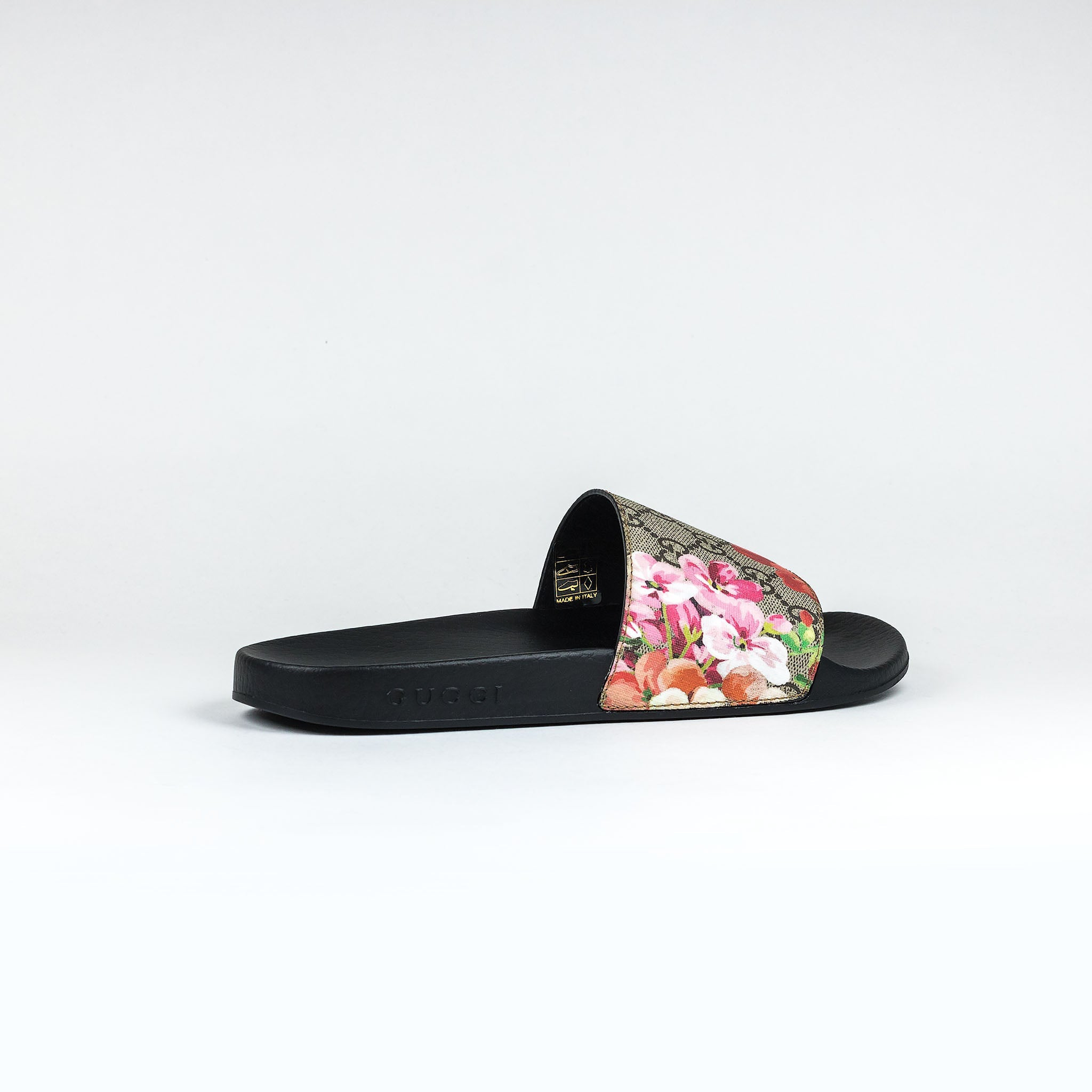 44c064959 Gucci Blooms GG Pursuit Pool Slides – Crepslocker