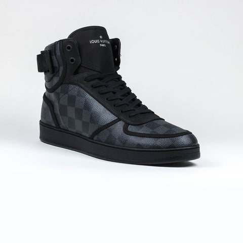 louis vuitton mens high top trainers