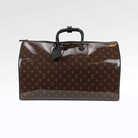 Monogram Glaze Keepall 50 Brown