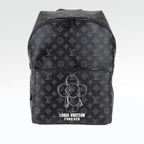 3e3409789c93 Louis Vuitton Apollo Vivienne Monogram Backpack – Crepslocker