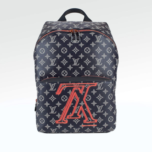 a29b1b4b9e87 Louis Vuitton Apollo Monogram Ink Upside Down Backpack – Crepslocker