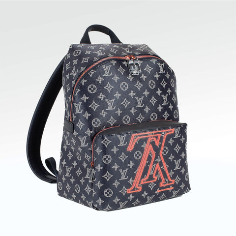 Apollo Monogram Upside Down Backpack