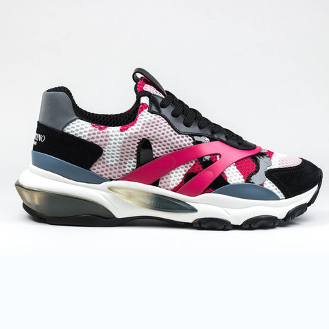 Valentino VLTN Raised Sole Pink Multi Sneaker