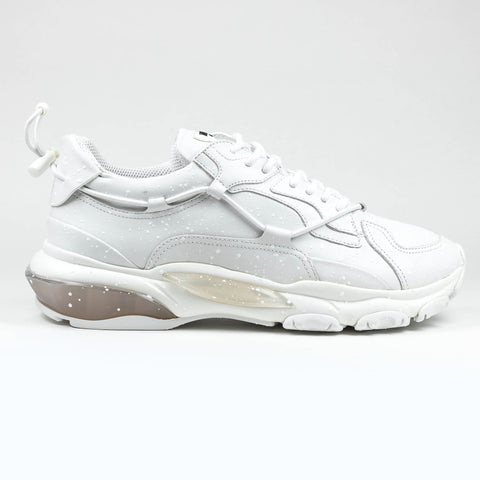 Valentino Spray Painted Bounce Sneaker White
