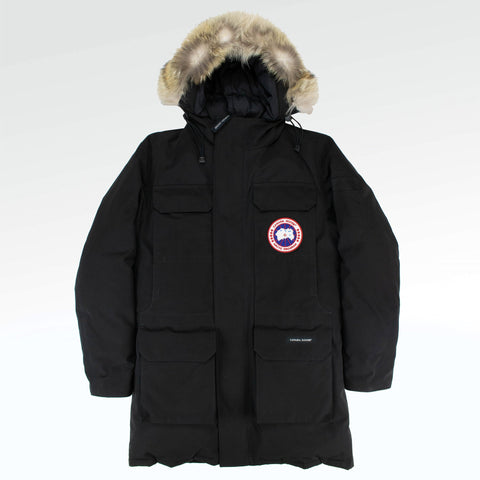Canada Goose Expedition Fur Trimmed Parka