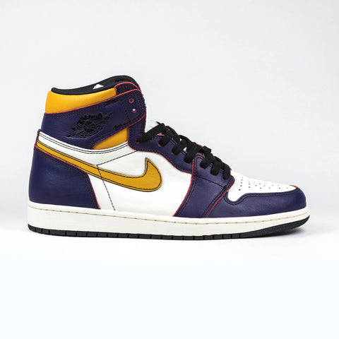 Nike Air Jordan 1 OG Defiant SB LA To Chicago