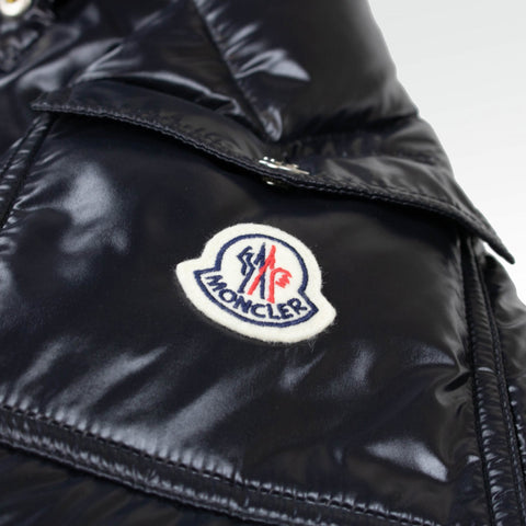 Moncler Hanoverian Black Padded Down Jacket