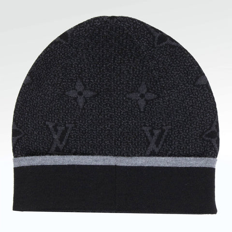 Louis Vuitton My Monogram Eclipse Hat Black