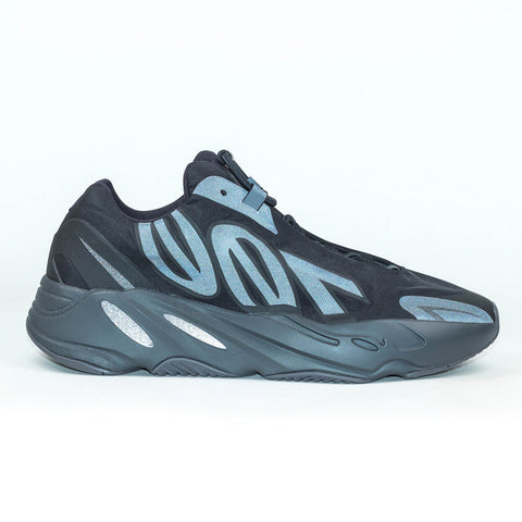 Yeezy 700 Boost MNVN Reflective Triple Black Sneaker