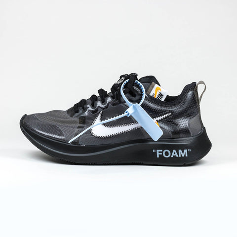 Nike x Off White Zoomfly SP Black