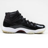 Air Jordan 11 Retro Black Patent 72-10