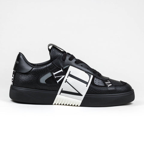 Valentino VLTN Black Low Sneaker