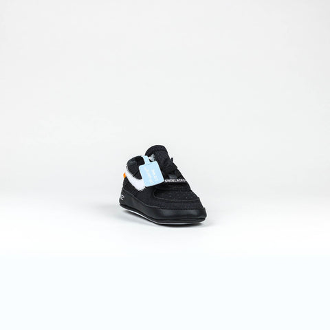 Nike x Off White Infant  Air Force 1 Triple Black