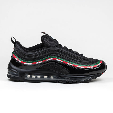 Nike x Undefeated Airmax 97 Black