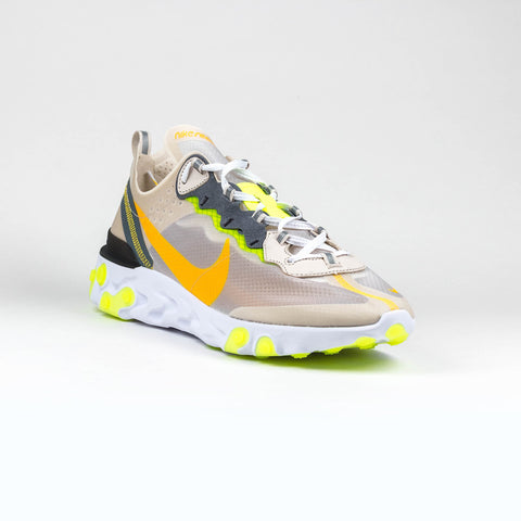 Nike React Element 87 Light Orewood Brown