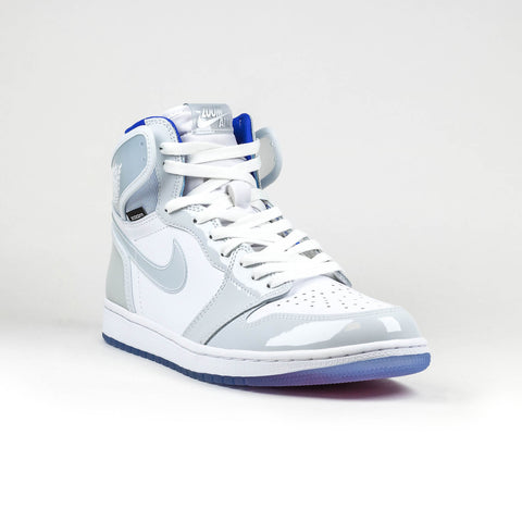 Nike Air Jordan 1 Retro High Zoom White Racer Blue Sneaker