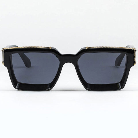 Louis Vuitton Eyewear 1.1 Millionaires Black Sunglasses