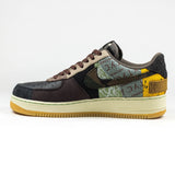 Nike Air Force 1 Low Travis Scott Cactus Jack Sneaker