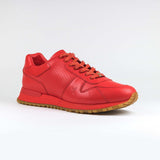 Supreme x Louis Vuitton Red Run Away Sneaker