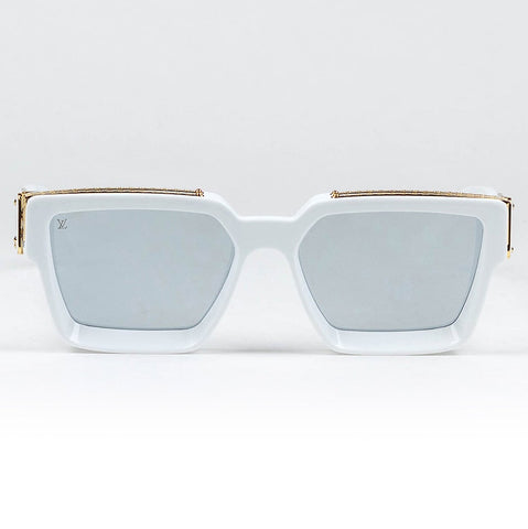 Louis Vuitton Eyewear 1.1 Millionaires White Sunglasses