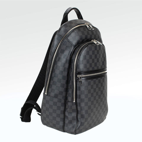 Louis Vuitton Michael Damier Graphite Backpack