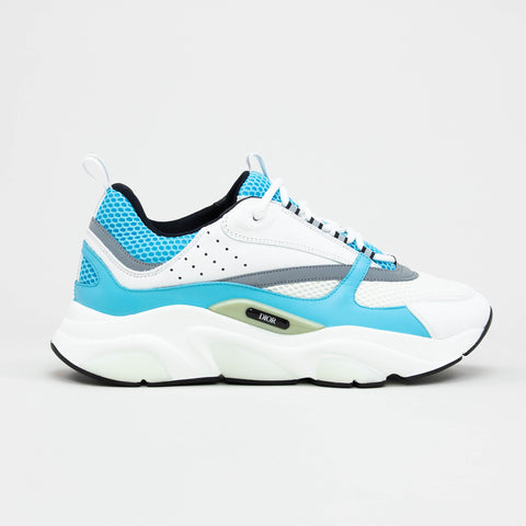 Dior B22 Sky Blue White Trainer
