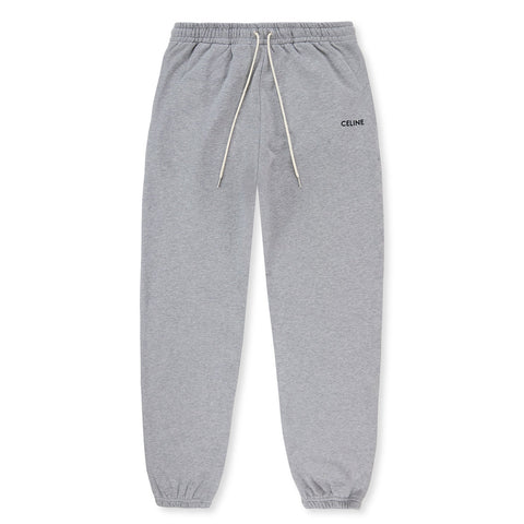 Celine Grey Logo Sweatpants