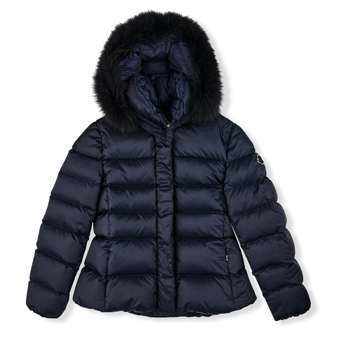 Moncler Kuumo Navy Padded Jacket
