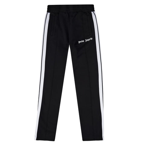 Palm Angels Classic Black Fleece Track Pants