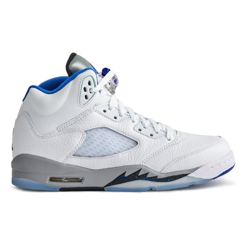 Air Jordan 5 Retro White Stealth (2021) (GS)