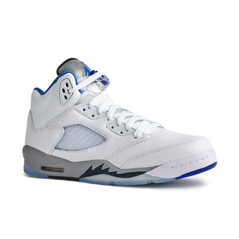 Air Jordan 5 Retro White Stealth (2021)