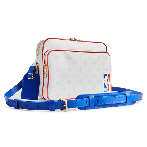 Louis Vuitton X NBA NIL Messenger Bag