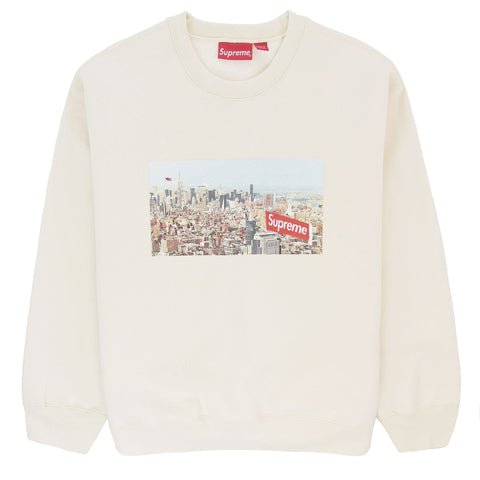 Supreme Aerial Natural Sweatshirt