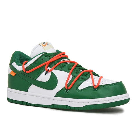 Nike x Off White Dunk Pine Green