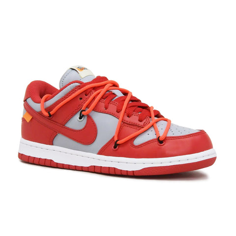 Nike x Off White Dunk University Red