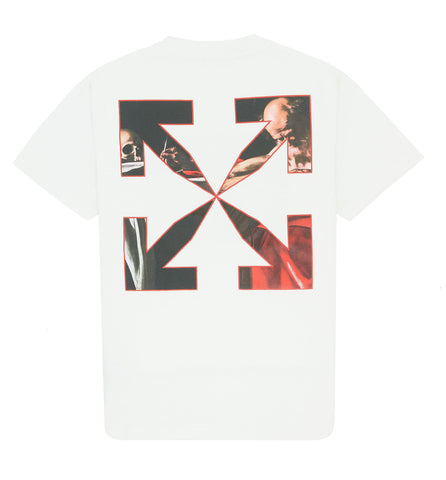 Off White Caravaggio White T Shirt