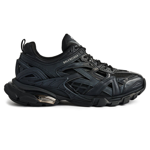 Balenciaga Track 2.0 Sneaker Triple Black Clear Sole