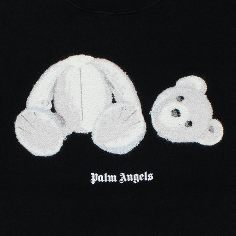 Palm Angels Kill The Bear Black Sweatshirt