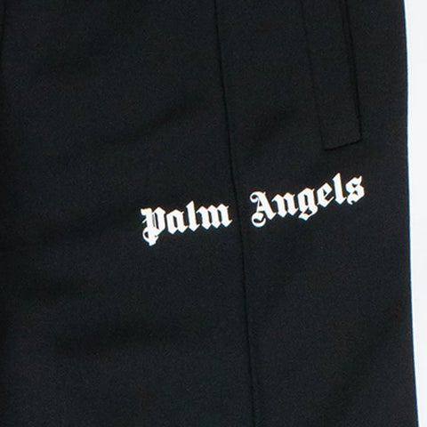 Palm Angels Classic Black Track Pants