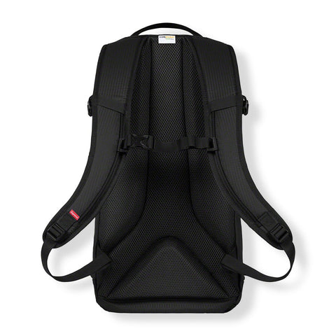 Supreme Black Logo Backpack (SS21)