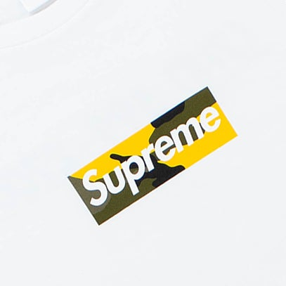 Supreme Brooklyn Box Logo White T Shirt