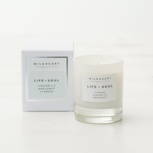 Life & Soul Energising Single Wick Candle